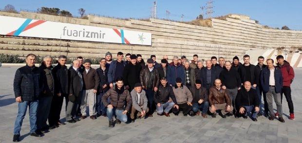 TEKİRDAĞ DSYB, İZMİR AGROEXPO TARIM FUARI'NDA