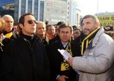 Fenerbahçeliler Kadıköy`de buluştu