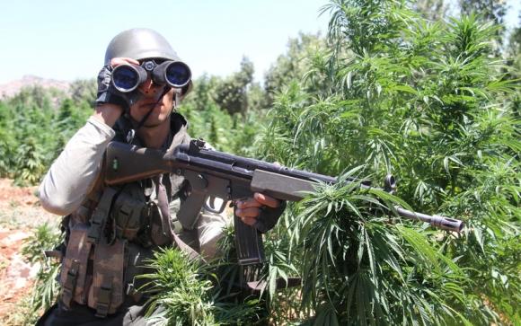 Diyarbakır`da uyuşturucu operasyonu