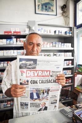 Gazete Bayilerimiz