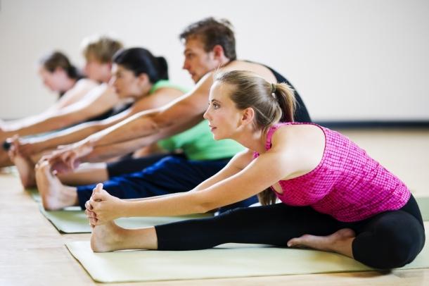 Yoga stresi yok ediyor