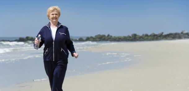Bol yürüyün uzun yaşayın