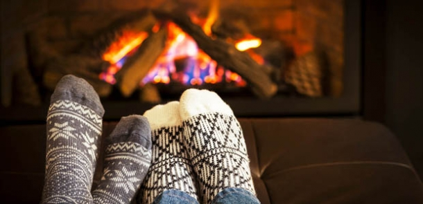 Evim sıcak evim