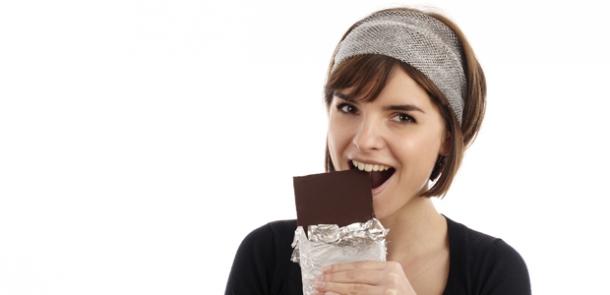 Çikolata kalbe iyi geliyor!