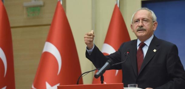 Kılıçdaroğlu yine İzmir'den aday