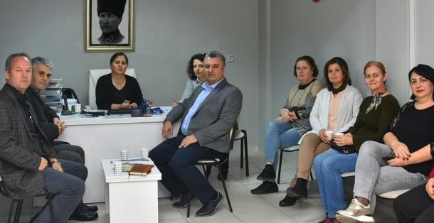 KENT KONSEYİ KADIN MECLİSİ İLK TOPLANTISINI YAPTI