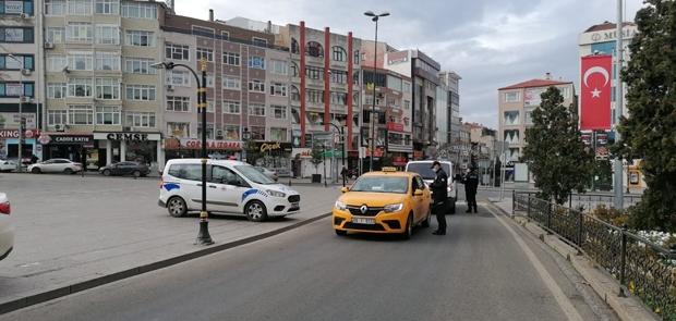 POLİSTEN ANONSLU UYARI